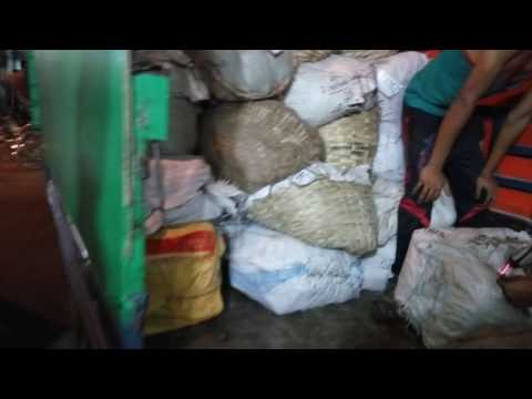 Worst goods carrying by SUNDARBAN COURIER