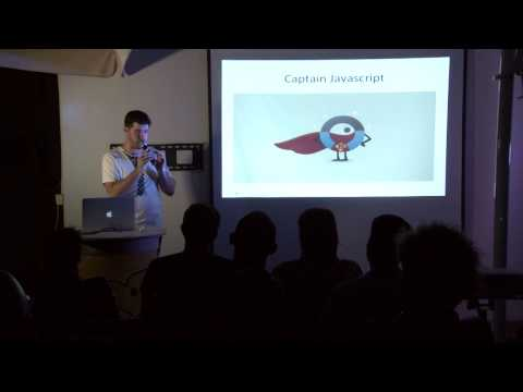 PowerPoint Karaoke - Improvised Lecture (Hebrew)