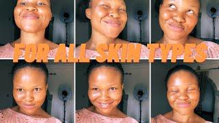 How to Get a Glowing SkinTUMERIC FACE MASK|Ohah Victoria#Tumericfacemask#Glownatuarally#Glowskin#DIY