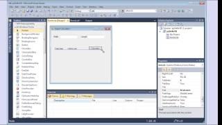 Build a basic application using Visual Studio 2010 and Visual Basic