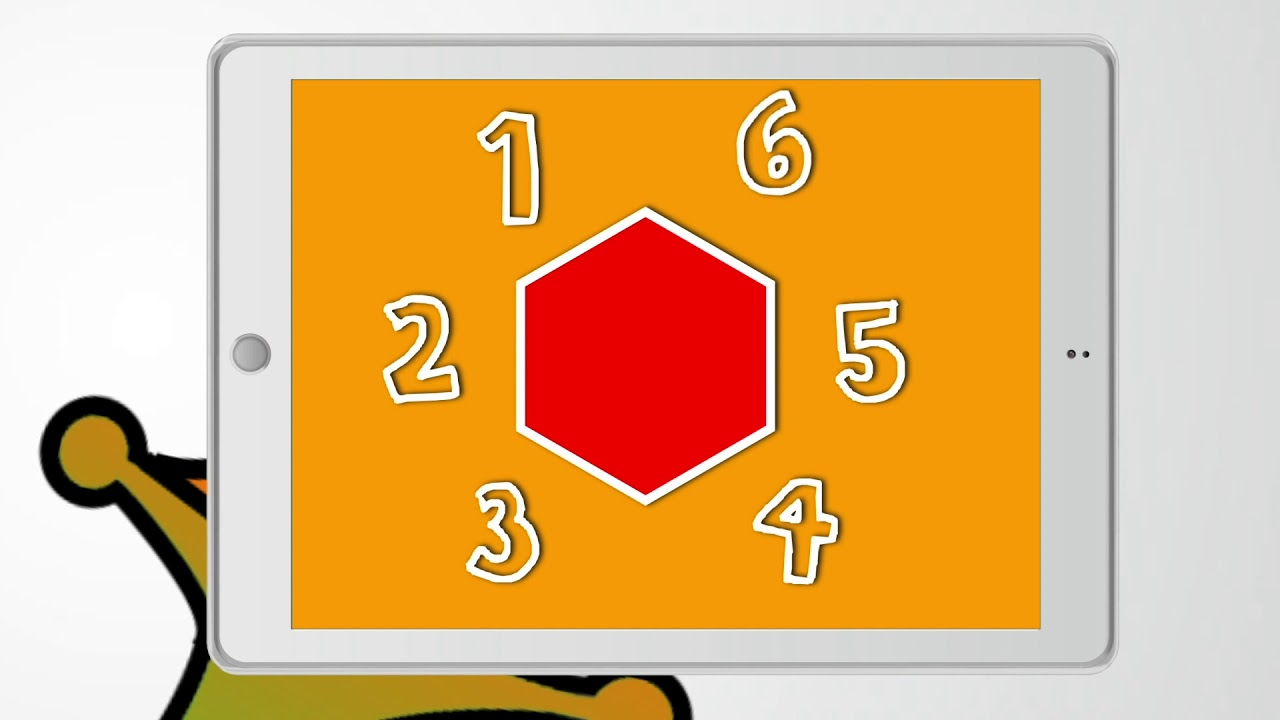 Shapes with Ruby - Hexagon