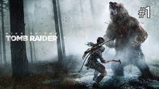 Twitch Livestream | Rise of the Tomb Raider Part 1 [Xbox One]