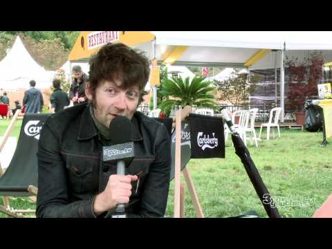 Rencontre General Elektriks - Rock en Seine - Live & Interview