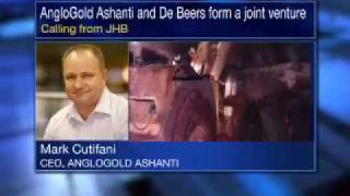 AngloGold Ashanti and De Beers form Joint Venture