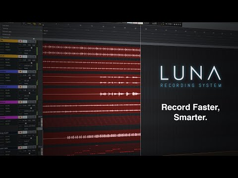Record Faster, Smarter - Introducing LUNA v1.1
