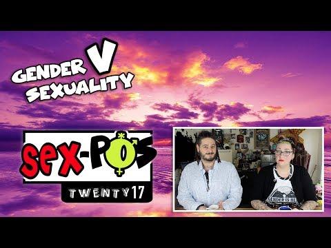 Gender V Sexuality