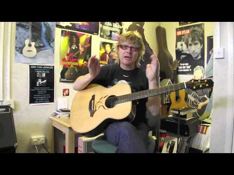 Call it Stormy Monday - T-Bone Walker - Guitar Lesson Part 1