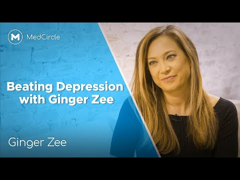 GMA Meteorologist Ginger Zee on Overcoming Depression