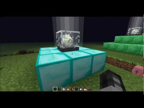 How to use Beacons: Minecraft Tutorial: snapshot 12w36a