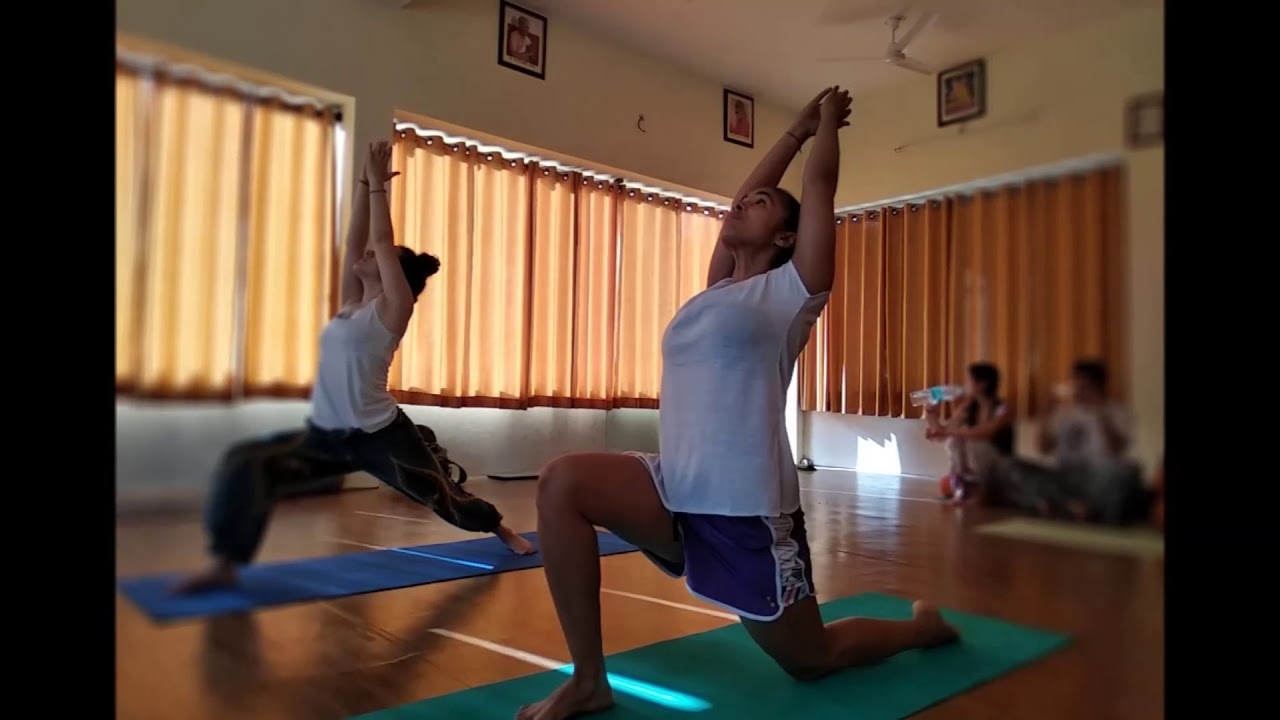 Ashtanga Yoga Teacher Training India 2018 - YouTube