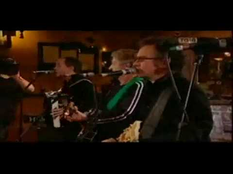 Saw Doctors - Joyce Country Ceili Band (live 17/3/09)