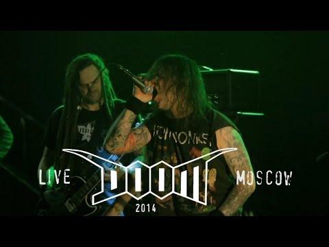 Doom - Antisocial | Moscow LIVE 2014