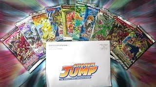 YuGiOh GOT IT! NEW JUMP PROMO FINALLY! & RANDOM OLD SCHOOL PACK OPENING!