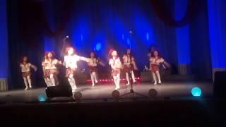 "На концерте.""Каприз"" , марийские песни и танцы.24.112016"