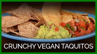 Crunchy Vegan Taquitos | Peta Living # 16