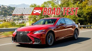 2018 Lexus LS 500 | Road Test