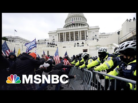 """Don't Call It Trump's """"Big Lie."""" It's An Attack On America   MSNBC"""