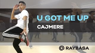 house dance choreography u got me up cajmere