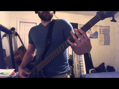 Talking Heads - Making Flippy Floppy (Bass Cover)