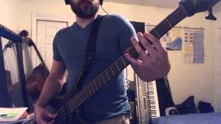 Talking Heads - Making Flippy Floppy (Bass Cover + Tab)