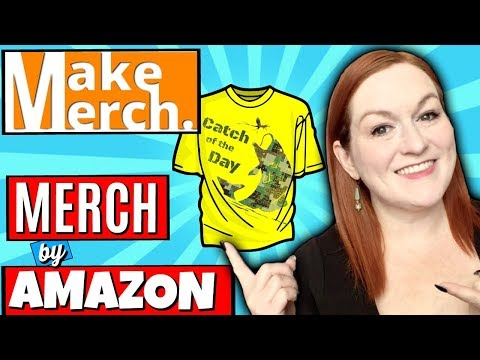 Live Merch by Amazon Q & A - Make-Merch Shirt Design - Niches, Keywords, Ideas