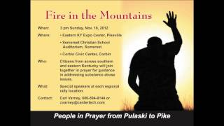Fire in the Mountains Prayer Rally