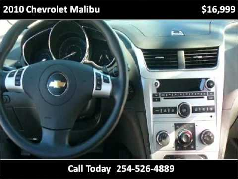 2010 Chevrolet Malibu Available From Killeen Autobrokers