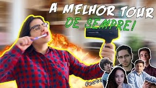 A MELHOR TOUR DE SEMPRE!!|THE DORM LX FACTORY|LiliOnScreen feat.DOOL Family