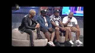 SPHEctacula And DJ Naves ft Zain SA-I Do I Do LiveAmp Performance and Interview