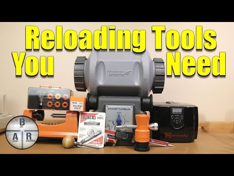 Reloading Tools You Need - Whats Missing From Your Reloading Kit