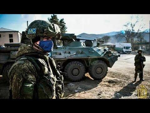 Минуту назад! Прямо на границе - миротворцы Эрдогана. Армяне в шоке–стрельба .Азербайджан снес