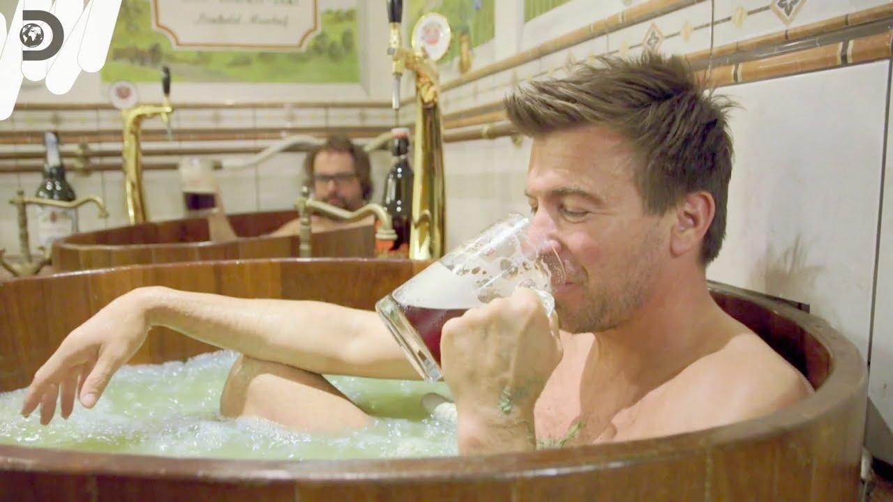 【飲み歩き世界一周】ビール風呂につかろう!オーストリア篇 | Booze Traveler | 世界・酒巡り (ディスカバリーチャンネル)