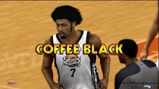 @TwoBrosGaming | NBA 2K13 MyCAREER: 3-Point Specialist SF - Coffee Black Career Feat. xrobbyh14x
