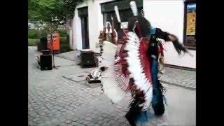 Native indian music - Индийская музыка - Carlos Wayrac