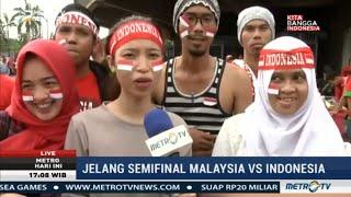 Indonesia vs Malaysia. Kekecewaan Suporter Tak Dapat Tiket
