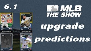 MLB 15 The Show - Upgrade Predictions (6.1)