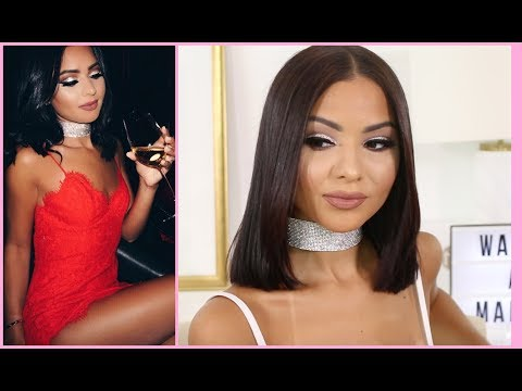 Chit Chat GRWM + Big Announcement! | Diana Saldana