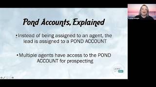 CINC Live Webinar: Fishing in the CINC Pond - How to Manage Pond Accounts   April 16, 2020