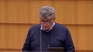 Intervento in Plenaria dell'europarlamentare Pietro Bartolo sull'attentato in Congo nel quale hanno perso la vita l'ambasciatore italiano Luca Attanasio, il carabiniere Vittorio Iacovacci e l'autista, Mustapha Milambo.