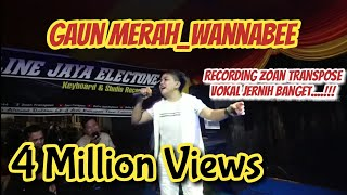 Sonia_Gaun Merah Cover_WannaBeeeViral Di Tik Tok