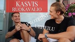 KASVISRUOKAVALIO – Proteiinin saanti & Urheilutulokset? | Kaarle Suonio