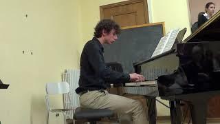 Heller - dai 25 studi op. 47 nr. 3 Allegro con moto