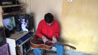Lag Ja Gale Ki Phir Ye Hasin Raat On Instrumental Hawaiian Guitar By Pramit Das