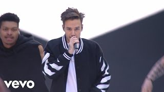 Смотреть клип Liam Payne - Strip That Down | Live