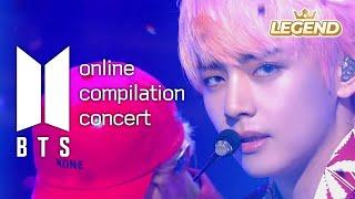 [ Online Compilation Concert #1 ] #BTS  | SINCE 2013 ~ 2021