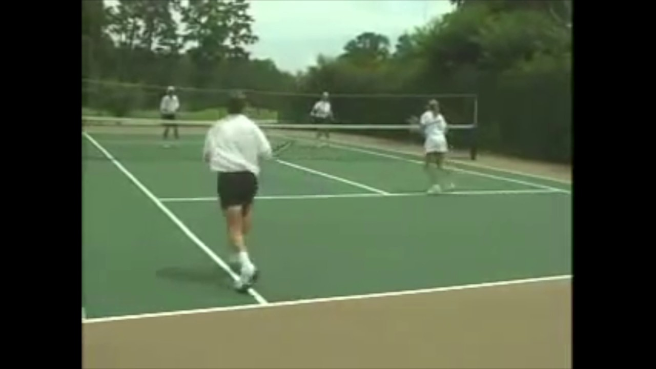 How to Improve Ball Control for Doubles in Tennis