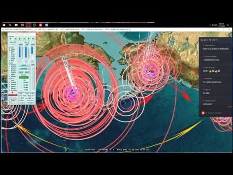 7/19/2017 -- Global Earthquake Update -- Pressure transferring around Pacific + planet = HAVE A PLAN