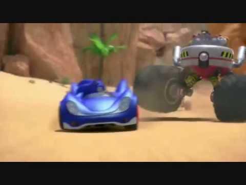 Sonic & Sega Allstars Racing For DS/DSi **free Download**