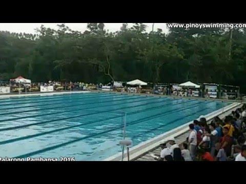 Palarong Pambansa 2016   Elementary Boys 4x50m Medley Relay Finals