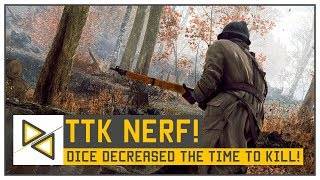 [BF5] TTK UPDATE! - DICE has NERFED Time to Kill in Battlefield 5! [Fixing Battlefield]